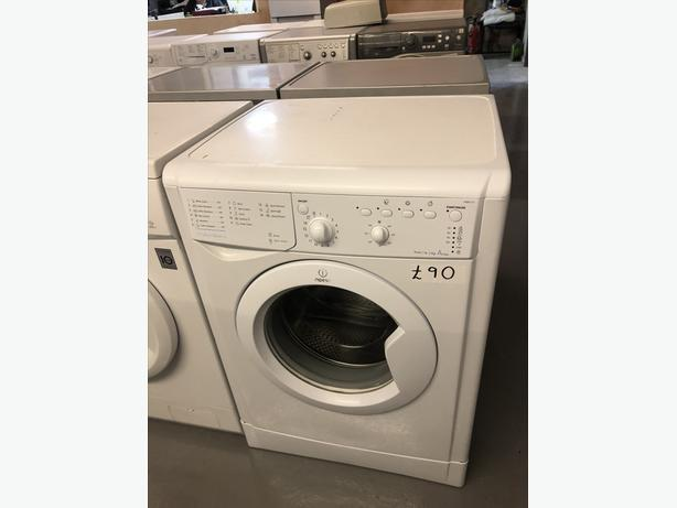 PLANET 🌏 APPLIANCE- 6KG LOAD INDESIT WASHER / WASHING MACHINE WITH GUARANTEE