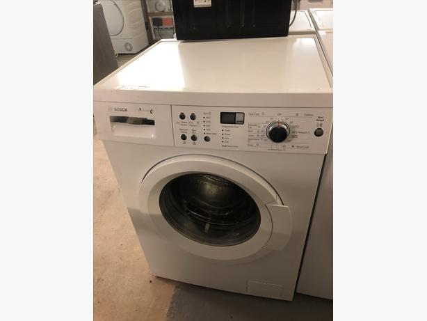 PLANET 🌍 APPLIANCE- 8KG LOAD BOSCH WASHER / WASHING MACHINE WITH GUARANTEE