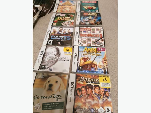 Nintendo 3dsi xl games