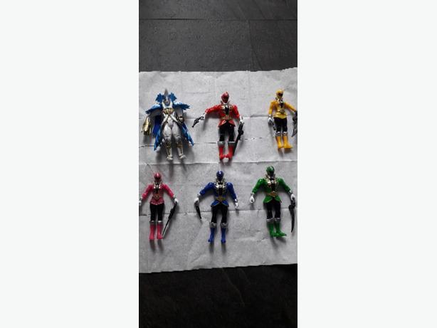 Power Ranger Mega Force