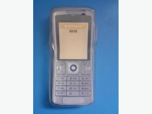 Sony Ericsson K610i silicone cover