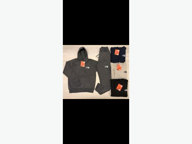 Kids North face tracksuits
