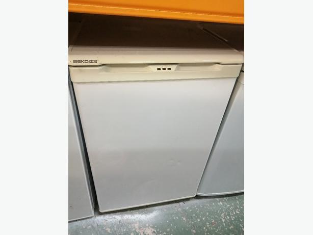 Beko undercounter freezer 3 months warranty at Recyk Appliances