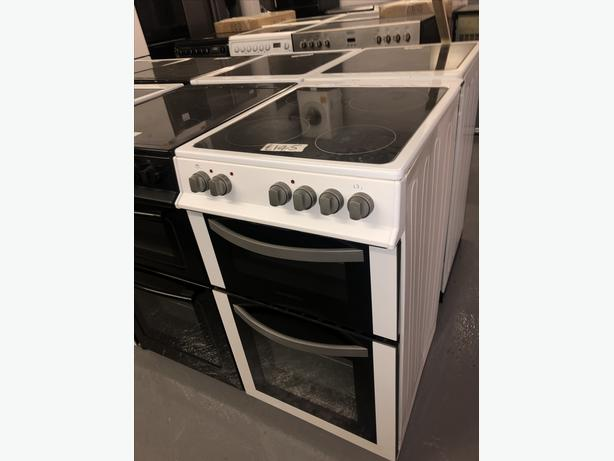 PLANET 🌏 APPLIANCE- 50CM WIDE LOGIK EXCELLENT CONDITION ELECTRIC COOKER