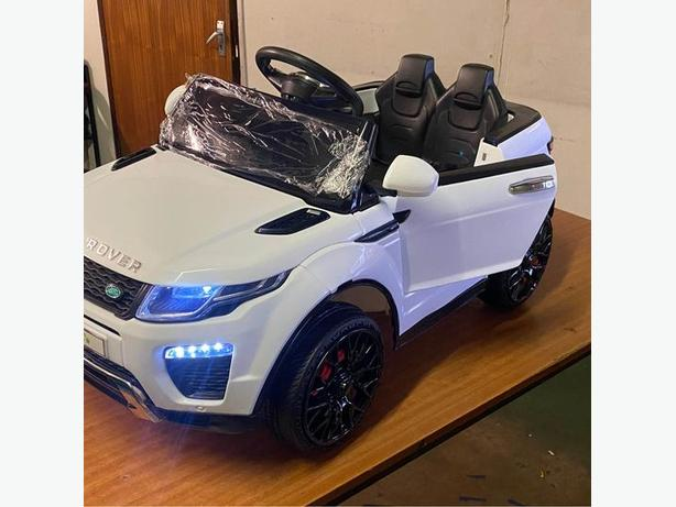 🎄 SALE!! official Evoque Style Ride On 12v kids Car 🎅