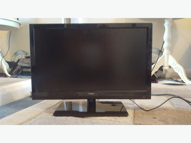 20 inch hd led tv+built in dvd player+freeview+DELIVERY
