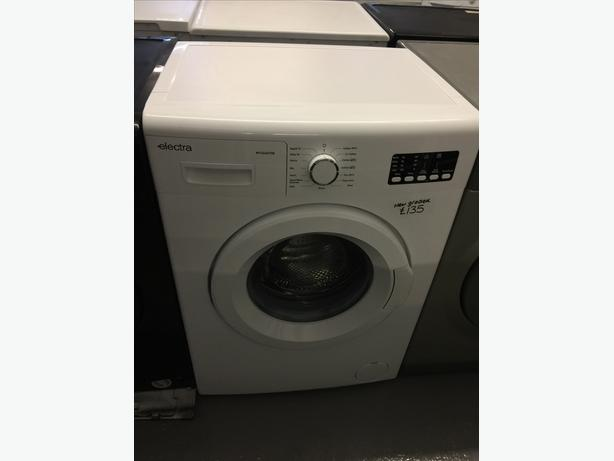 ELECTRA 7KG WASHING MACHINE/ WASHER GRADED - PLANET 🌍 APPLIANCE