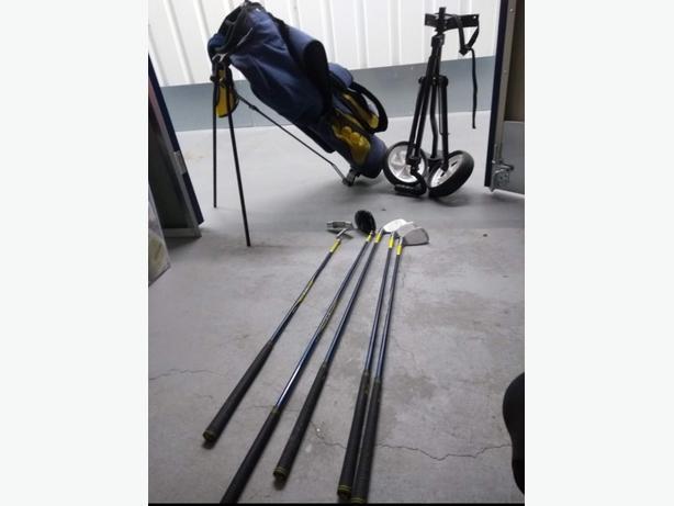 Dunlop Loco Junior Golf Set