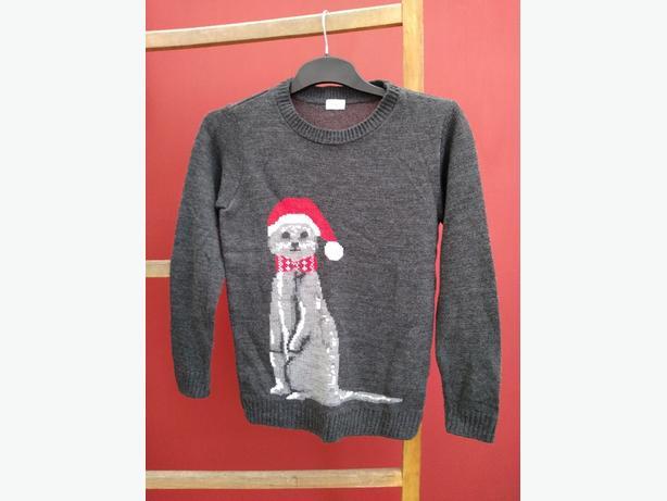 Kids Meerkat Christmas Jumper 9-10yrs