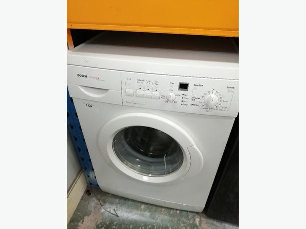 Bosch 6kg washing machine with warranty at Recyk Appliances