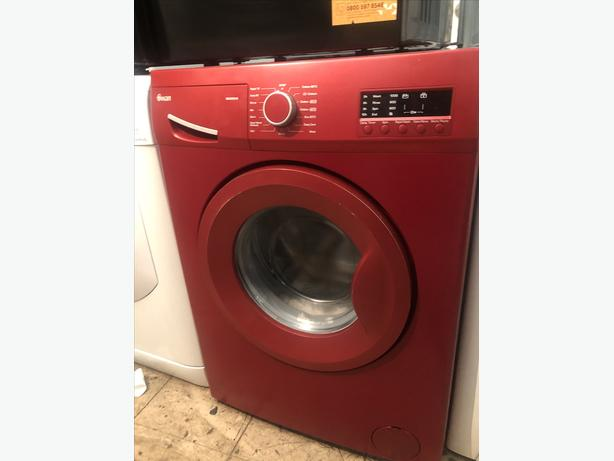 PLANET 🌏 APPLIANCE- RED WASHER / WASHING MACHINE WITH GUARANTEE