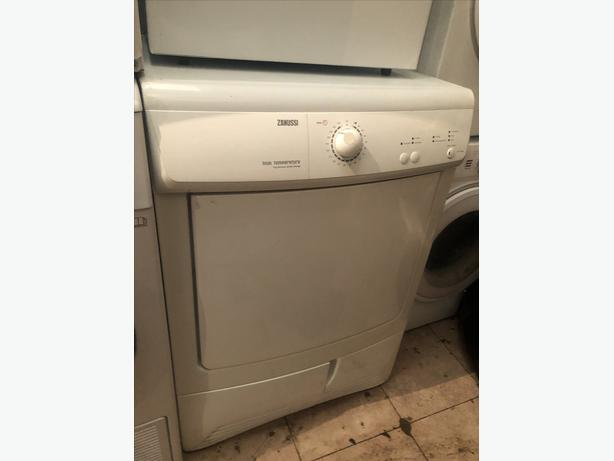 PLANET 🌏 APPLIANCE- ZANUSSI 7KG CONDENSER TUMBLE DRYER WITH GUARANTEE