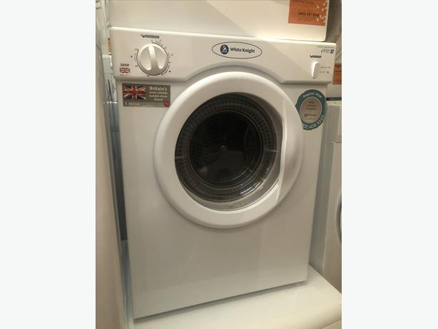 PLANET 🌏 APPLIANCE WHITE KNIGHT MINI DRYER WITH GUARANTEE
