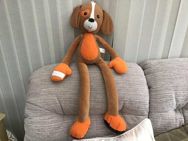 Stretchkins toy