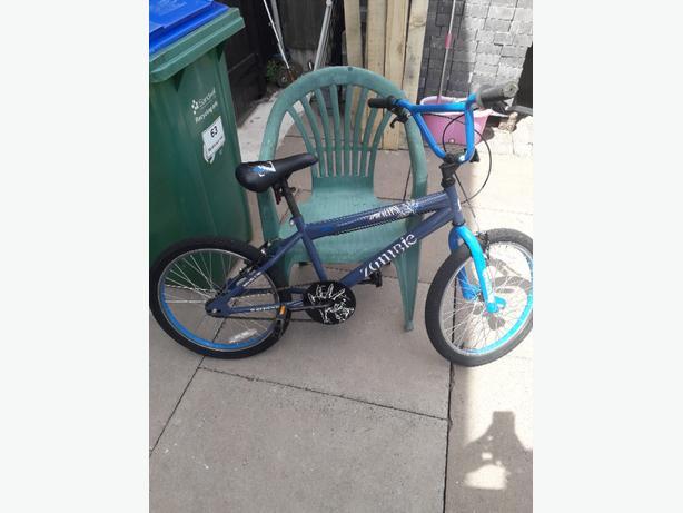 apocolypse edition bmx bike