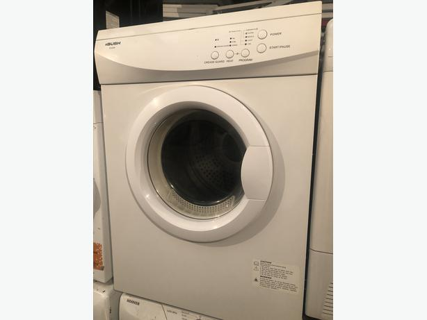 PLANET 🌍 APPLIANCE- BUSH 6KG VENTED DRYER WITH GUARANTEE