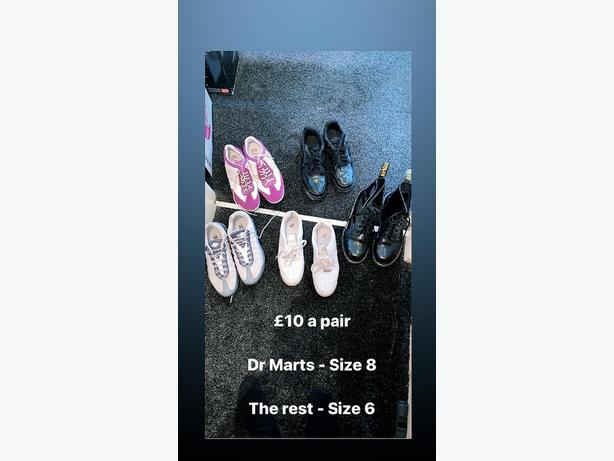 trainers, Dr martins