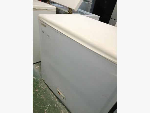 Norfrost chest freezer 85cm with warranty at Recyk Appliances