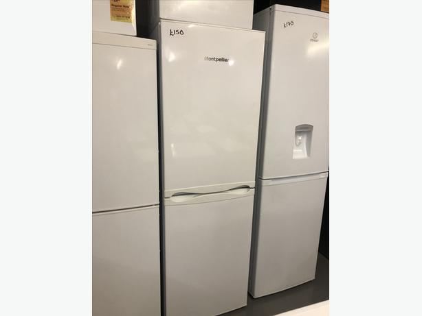PLANET 🌏 APPLIANCE- HOTPOINT FRIDGE FREEZER GREAT CONDITION 🌏🌏🌏