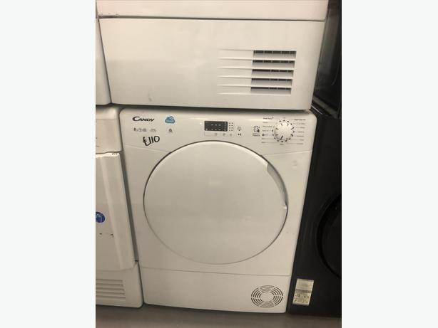 PLANET 🌏 APPLIANCE- 8KG CANDY CONDENSER DRYER WITH GUARANTEE