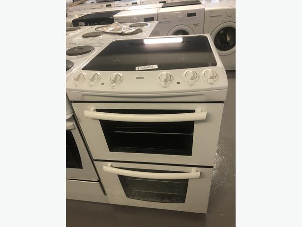 PLANET 🌏 APPLIANCE- 60CM WIDE ZANUSSI ELECTRIC COOKER WITH GUARANTEE
