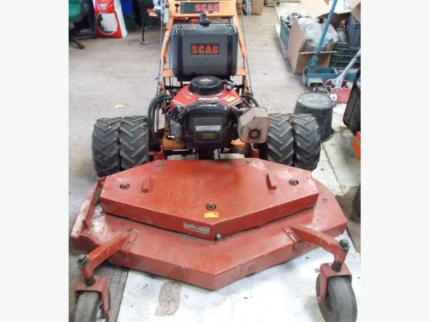 Scag Zero Turn Mower 4ft Cut