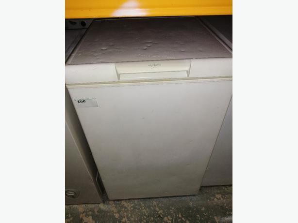 Recyk Appliances - Chest freezers from £60 in stock with warranty