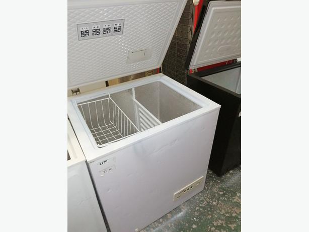 Recyk Appliances - Fridgemaster chest freezer 77cm with warranty