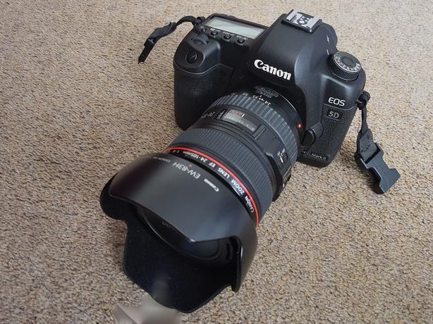 Canon 5D Mk II + Canon 24-105 L series Lens + Canon EX 580 Mk II Flash