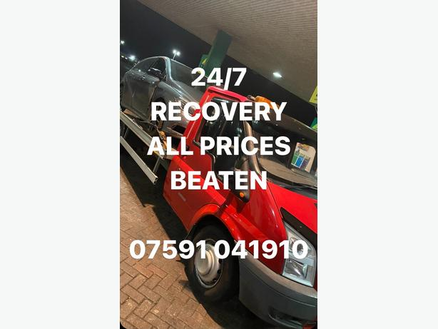 recovery service 24/7 all prices beaten