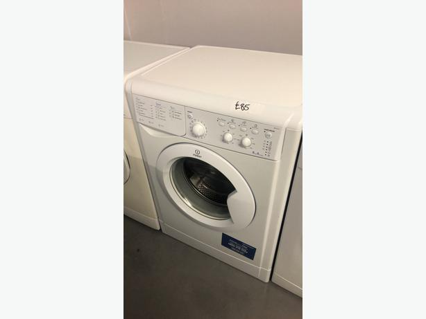 PLANET 🌏 APPLIANCE- 6KG LOAD INDESIT WASHER/ WASHING MACHINE WITH GUARANTEE