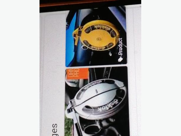 WANTED: disk lock steering wheel lock