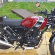125 cc lex moto tempest