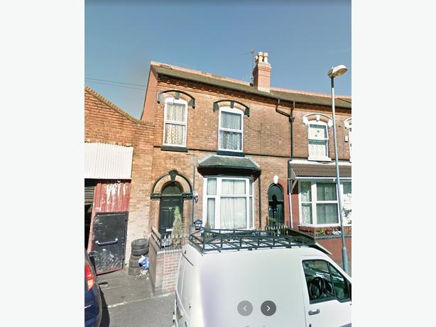 *BCH*-2 Bedroom First Floor Flat-Whateley Road, Handsworth