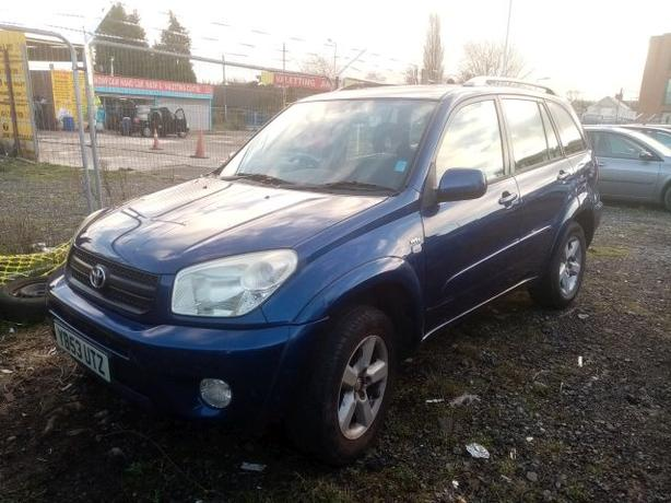 Toyota RAV4 2.0 4x4 Breaking or whole car