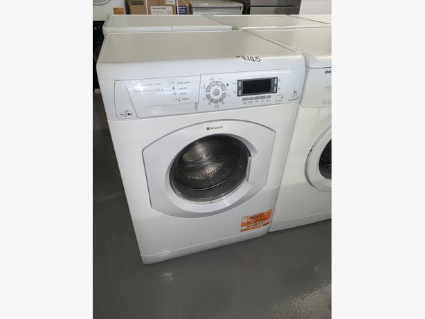 PLANET APPLIANCE - 7KG HOTPOINT DRYER AND WASHER WASHING MACHINE