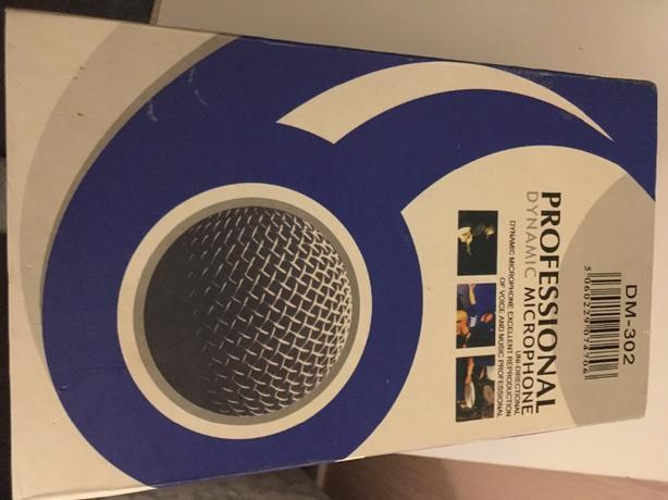 DM-302 Professional Microphone