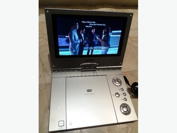 "Xenta Portable DVD Player 10"" screen"