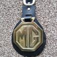 Horse Brass - MG Motor Co.