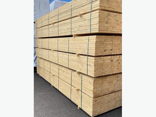 New unbanded scaffolding boards