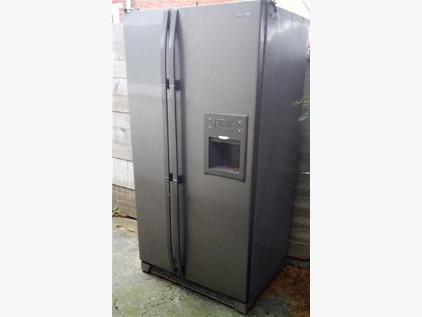2 x fridge/freezers to be disposed of