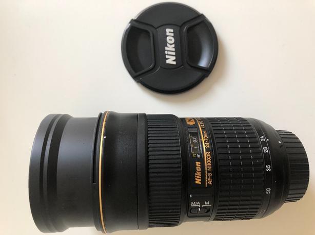 Nikon AF-S Nikkor 24-70mm 2.8 ED