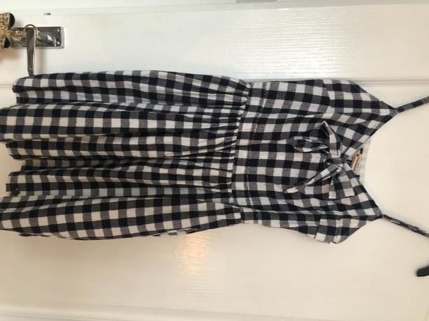 Superdry Checkered dress