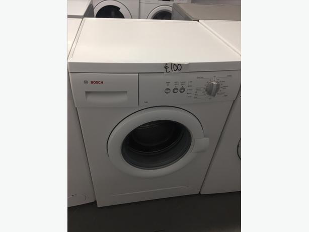 ❄️❄️ BOSCH 6KG WASHING MACHINE/ WASHER IN WHITE ❄️❄️