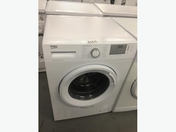❄️❄️ BEKO 8KG WASHING MACHINE / WASHER IN WHITE  ❄️❄️