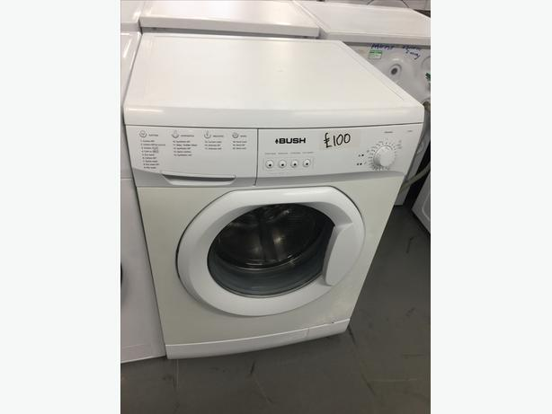 ❄️❄️ BUSH 6KG WASHING MACHINE/ WASHER IN WHITE ❄️❄️