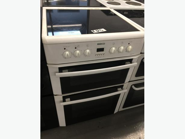 ❄️❄️ BEKO 60CM ELECTRIC COOKER IN WHITE ❄️❄️
