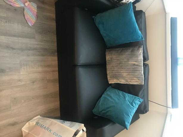 3 seater + 2seater sofa