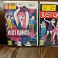 Wii just dance £10 each game