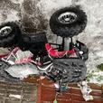 kids 125cc quad